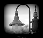 Old street lamp...